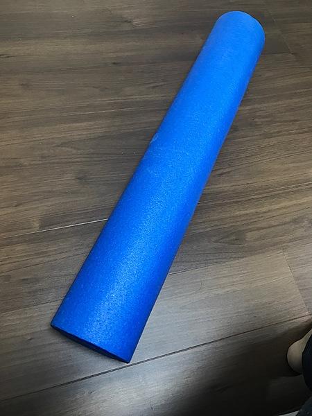 DBPRAISE ヨガポール (ブルー)|肩凝り腰痛もこれで撃退、ほぐれてる感がすごい!