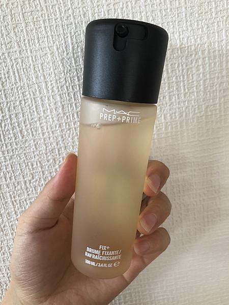 プレップ プライム フィックス+(ココナッツの香り) ココナッツ好きにはたまらない!ミスト化粧水